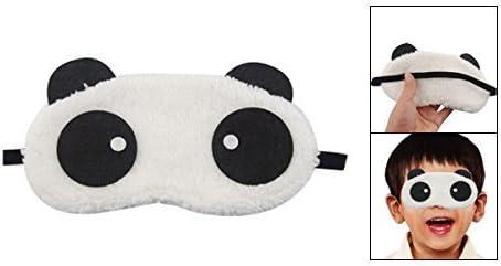 Topdo 1 Pcs Masques de Sommeil Masque de Nuit Sommeil Panda mod/élisation Cache Masque des Yeux Masque Masque pour Yeux Dormir pour Voyage ou Lors des Siestes lapr/ès-midi