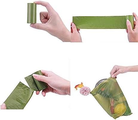 Famed Bolsas para Caca De Perro, Bolsa De Residuos Biodegradable A ...