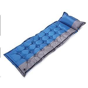 Tumbona sofá inflable con bolsa playa tumbona hinchable Air sofá ...
