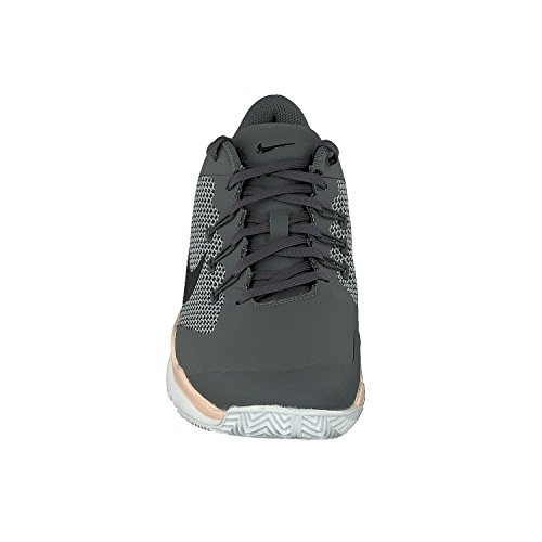 Nike - Air Zoom Ultra Clay Damen Tennisschuh 002 dark grey/black-orange