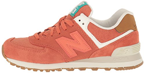 Naranja Wl574sea New Balance Zapatillas orange Mujer wP1q4