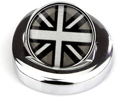 14 LVBAO Engine Start Push Start Button Ignition Starter Pushbutton Dash Cover Caps For Mini Cooper ONE//S//JCW R61 R60 R55 R56 R57 R58 R59 F54 F55 F56 F57 F60 Clubman Countryman Hardtop Hatchback