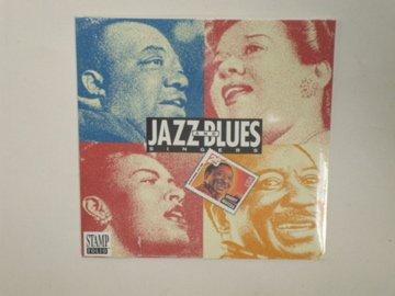 (Stamp Folio Jazz & Blues Singers Robert Johnson , Muddy Waters et al)