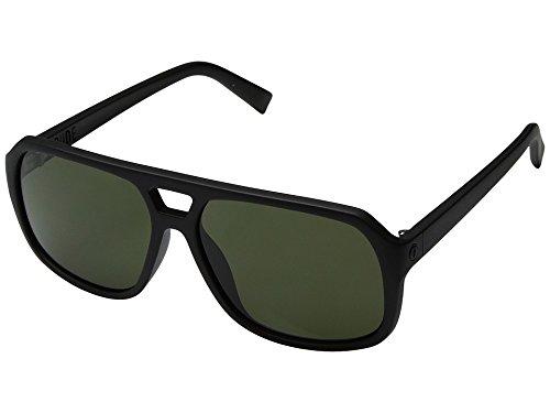Electric Eyewear  Men's Dude Matte Black/Ohm Grey - Mens 2017 Sunglasses Trend