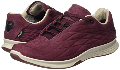 Exceed Multisport Femme Chaussures Rouge Outdoor Ecco bordeaux faUqEdf