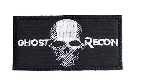 Ghost Recon Patch(Black)