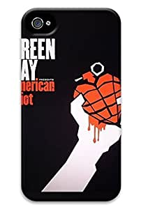 Green Day Punk Rock Band Ted Heart Grenade PC Hard new iphone 4 case for girls cute