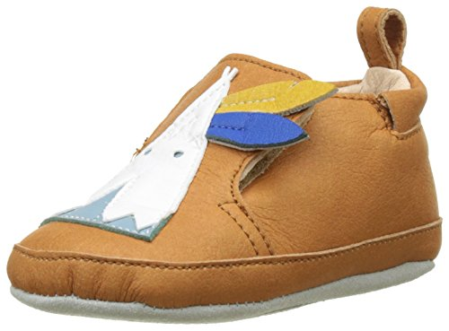Shoo Pom Chou Tipi,  Zapatos Bebé Niño Multicolor (Camel Multi)