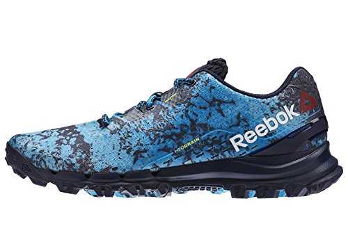Shoes Reebok Blue Outdoor Trainers Terrain All Mens Trail Hiking Walking wawq81U