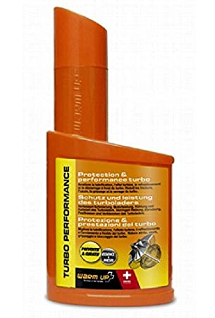 Warm Up Tratamiento Protección Turbo Performance gasolina y diesel 300 ml: Amazon.es: Coche y moto