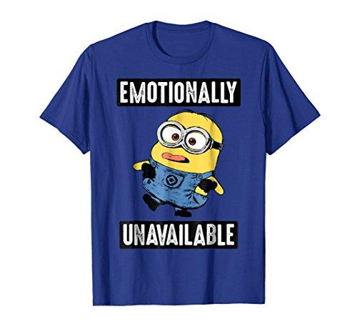 Despicable Me Minions Bob's Feelings Graphic T-Shirt]()