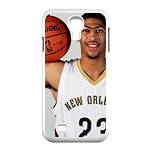 I-Cu-Le Customized Anthony Davis Pattern Protective Case Cover Skin for Samsung Galaxy S4 I9500