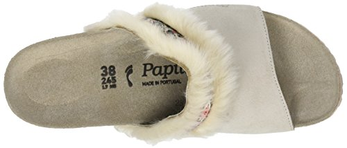 discount latest Papillio Women's Amber Mules White (Cozy Off White) wiki sale online Manchester online cheap sale nicekicks sale the cheapest rC4fCkwz