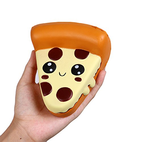 Anboor 39 Squishies Pizza Kawaii Soft Slow Rising Scented