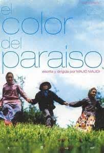 El color del paraíso [DVD]