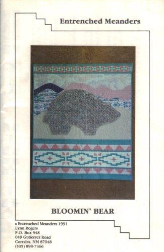 Bloomin' Bear (Quilt Pattern)
