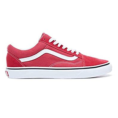 VaNS OLD SCHOOL FaSHION SNEaKERS FOR UNISEX - RED