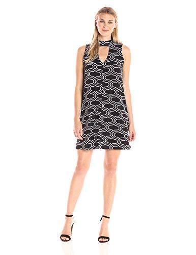Jersey Keyhole Dress - 9