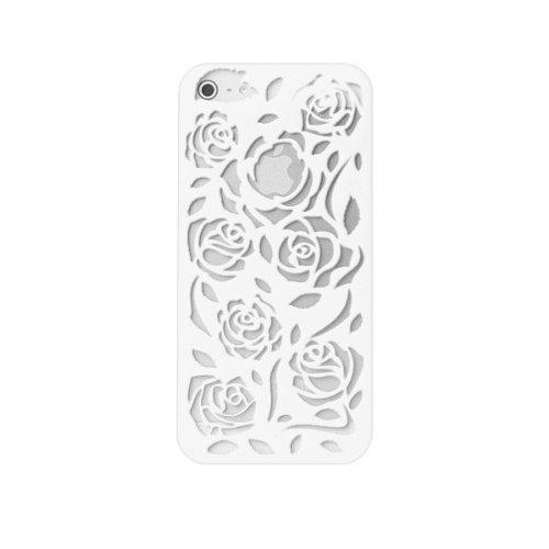 Katinkas KATIP51106 Hard Cover für Apple iPhone 5 Eden weiß