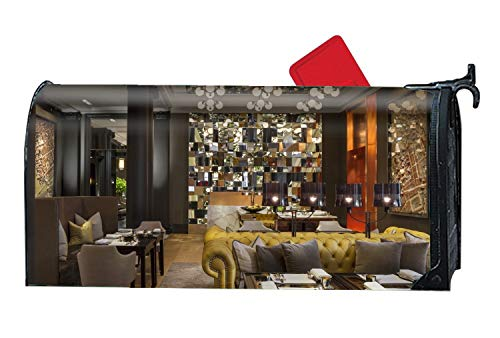 Blair Louisa Rosewood London Hotels of Interior Magnetic Mailbox Cover Customized Mailbox Makeover (Hotel The Rosewood)