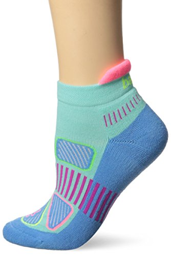 Balega Women's Enduro No Show Socks, Sky, Large