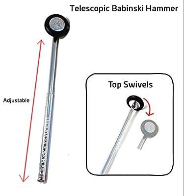 Telescoping Babinski Hammer