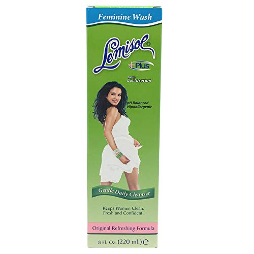 Lemisol Plus for a Womans Most Intimate Hygiene 8oz