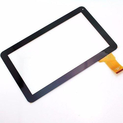 10.1 Touch Screen Digitizer Glass Replacement for 10in Linsay KitKat F-10XHD 10.1'' Inch Tablet PC by GR Touch (Image #2)