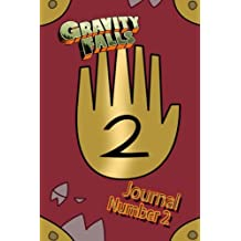 Gravity Falls: Journal 2: Limited edition! Replica of Journal 2 for you to fill-in!