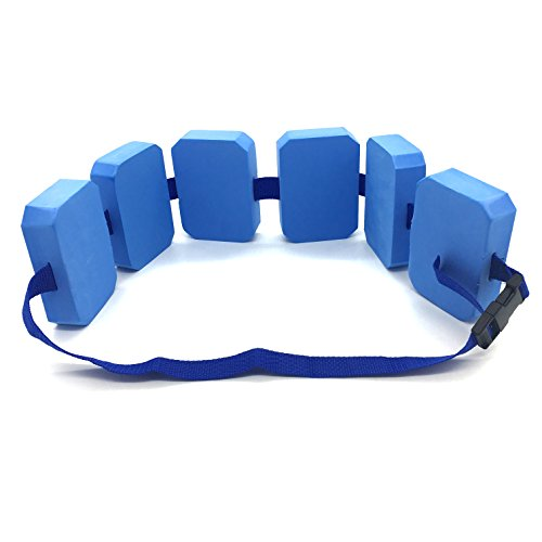 Silfrae Swim Belt Floatation Belt Swimming Training Aid Belt Swim Foam Waist Belt for Kids ()