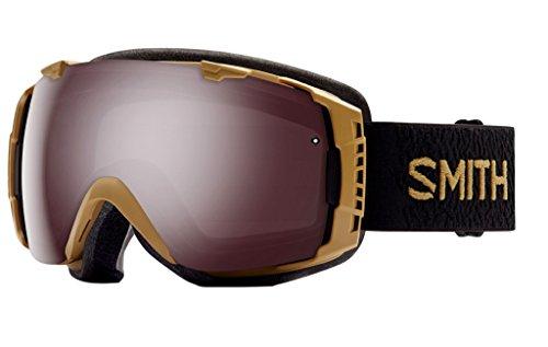 Smith Optics I/O Adult Interchangable Series Snocross Snowmobile Goggles Eyewear - Prairie Machine/Ignitor Mirror / Medium