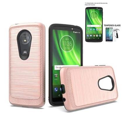 Amazon.com: FUNDA CARCASA PARA MOTO E5 (Tracfone XT1920DL ...