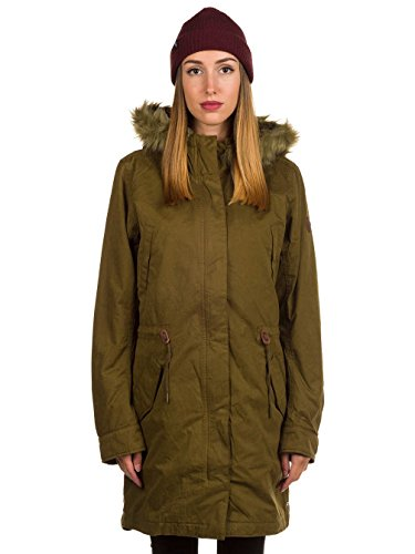 Olive O'neill W Dark Relaxed Parka In6Y70RY