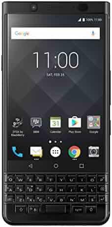 BlackBerry KEYone Black Edition Unlocked GSM Android Smartphone - 4.5
