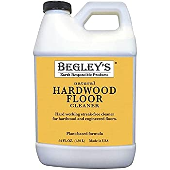 Begley S Best  Oz Natural Hardwood Floor Care  Pack