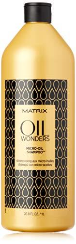 Matrix Oil Wonders Micro-Oil Shampoo, 33.8 Fl. Oz.