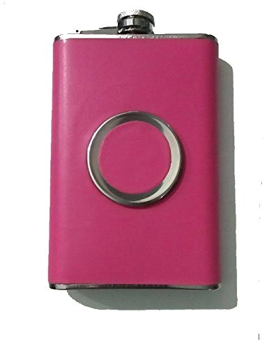 Pink-8oz-Shot-Flask-with-Bonus-RFIC-Card-Blocker-Gift-Set-by-Freedom-Shot-Flasks-Gift-box-included-1