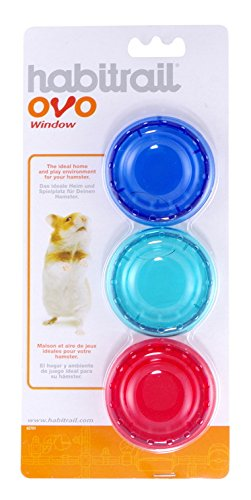 Pictures of Habitrail Ovo Window 62701 Assorted Colors Assorted Colors 1