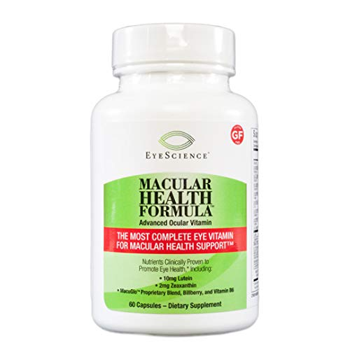 EyeScience Macular Health Formula Advanced Ocular