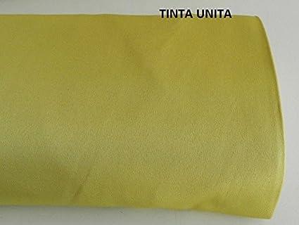 Tessuto per divani e tendaggi verde acido tinta unita amazon