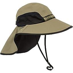 Sunday Afternoons Adventure Hat, Large, Sand/Black