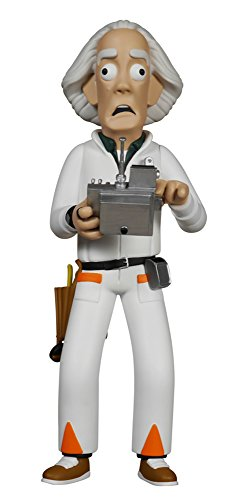 Funko Vinyl Idolz: Back to The Future - Dr. Emmett Brown Action -