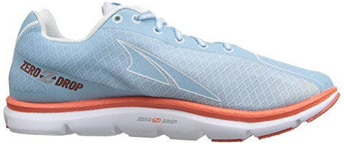 Altra mujers One2 Performance Running zapatos,Purple/gris,11 M US Azul cielo