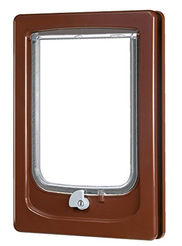 Zolux – cat Flap – 2 Positions – White