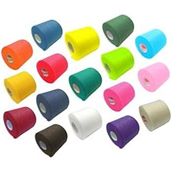 Amazon.com  Mueller Rainbow Pack of Sports Pre-Wrap (8 colors!) 72c4613d7