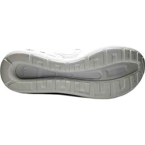 adidas Stan Smith, Scarpe Uomo, Bianco, 471/3EU White/White/Black