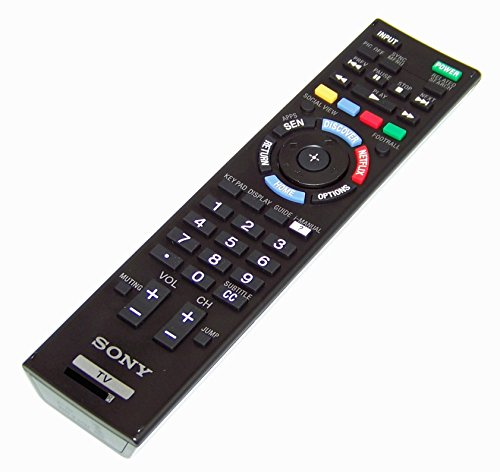 OEM Sony Remote Control Originally Shipped With: KDL48W600B, KDL-48W600B, KDL40W600B, KDL-40W600B, KDL48W580B, KDL-48W580B