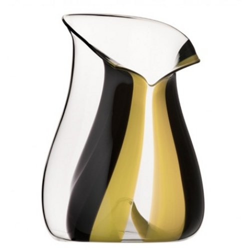 Riedel Hand-Made Lead Crystal Champagne Cooler, 11-Inch, Yellow by Riedel
