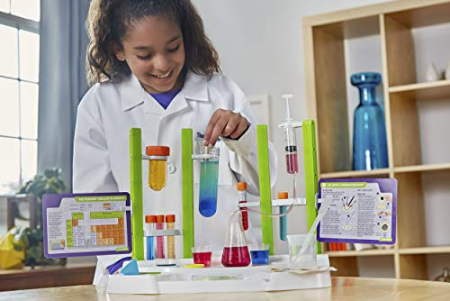 Thames & Kosmos Ooze Labs Chemistry Station Science Experiment Kit