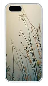 Deadwood bokeh Custom iPhone 5s/5 Case Cover Polycarbonate White